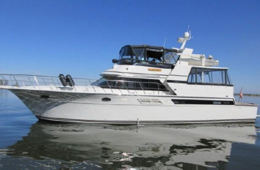 1990 Californian 55 Cockpit Motor Yacht
