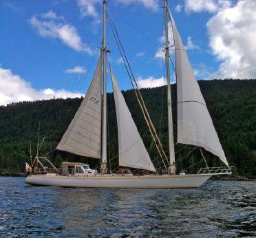 1978 Madlener & Sons Staysail Schooner