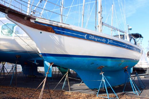 1986 Bayfield Cutter