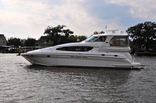 2002 Sea Ray 48 Motor Yacht
