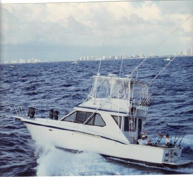 1990 Chris Craft 392 Commandir