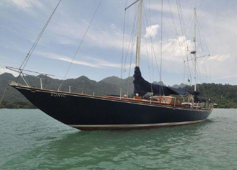 1952 Philip Rhodes Bermudan Yawl