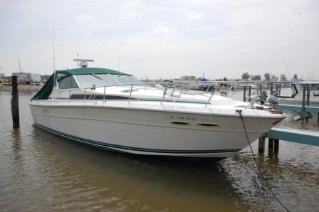 1987 Sea Ray 390 Express Cruiser