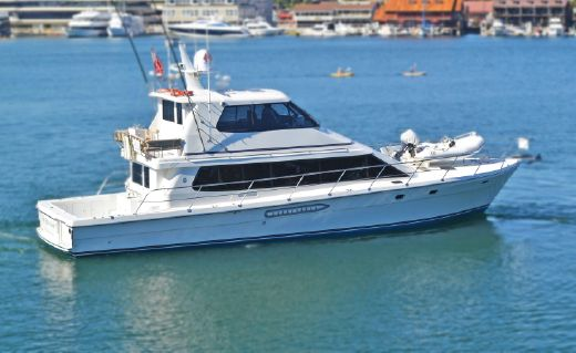 2003 Salthouse Pilothouse Yachtfisher