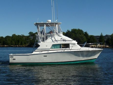 1984 Bertram 33 Sport Fisherman