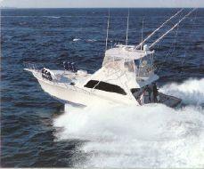 1997 Post Marine 50