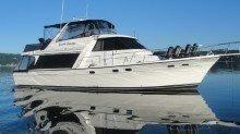 1996 Bayliner 4788 Pilot House Motoryacht