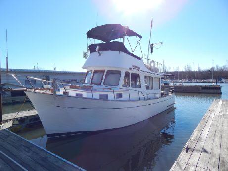 1972 Tradewinds Trawler