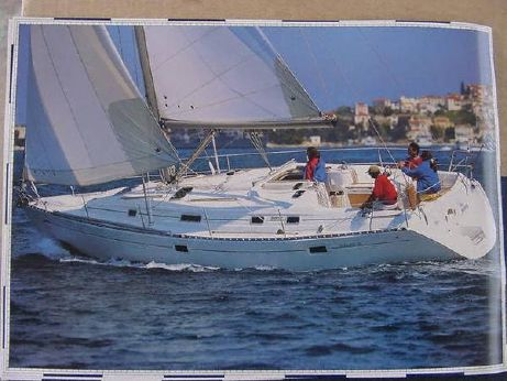 1999 Beneteau 381
