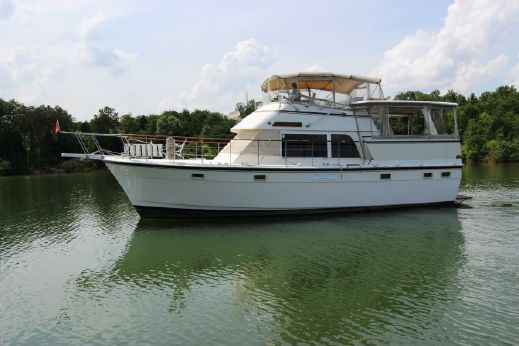 1987 Atlantic Motor Yacht