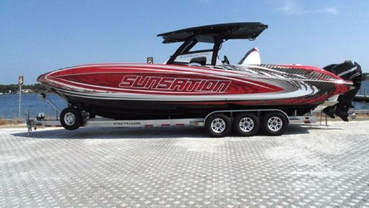 2017 Sunsation Powerboats 34 CCX