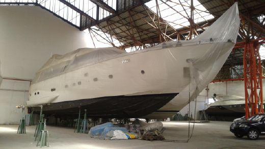 1991 Fipa Yachts MAIORA 24