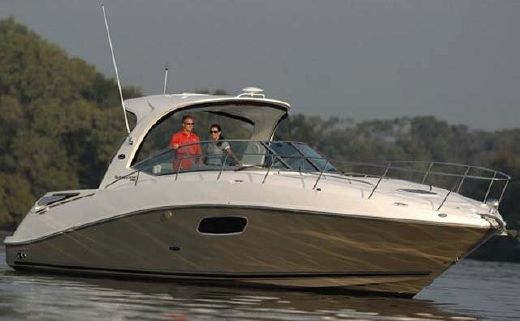 2013 Sea Ray 37 Sundancer DIESEL