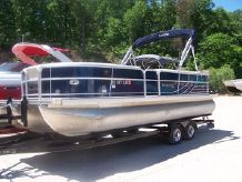 2012 South Bay 722CR TT w/Trailer