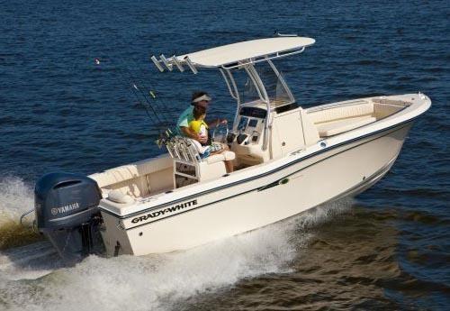2014 Grady-White Fisherman 209