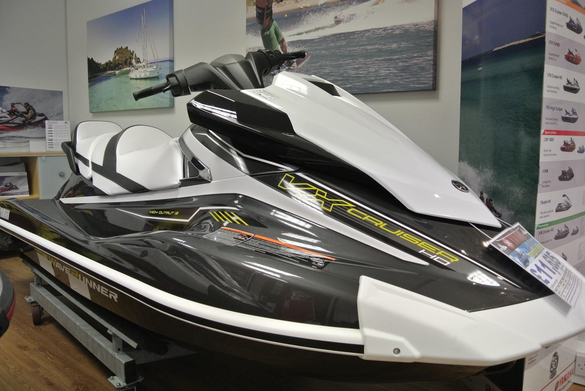 2018 yamaha waverunner vx cruiser ho power boat for sale for Yamaha wave runner price