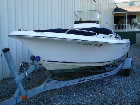 2007 Sea Hunt 186 CC