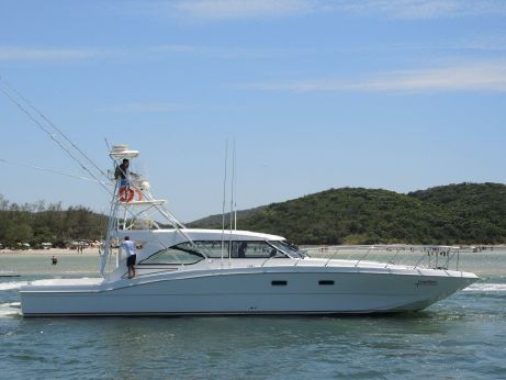 2015 Mares Catamaran 60 Yacht Fish