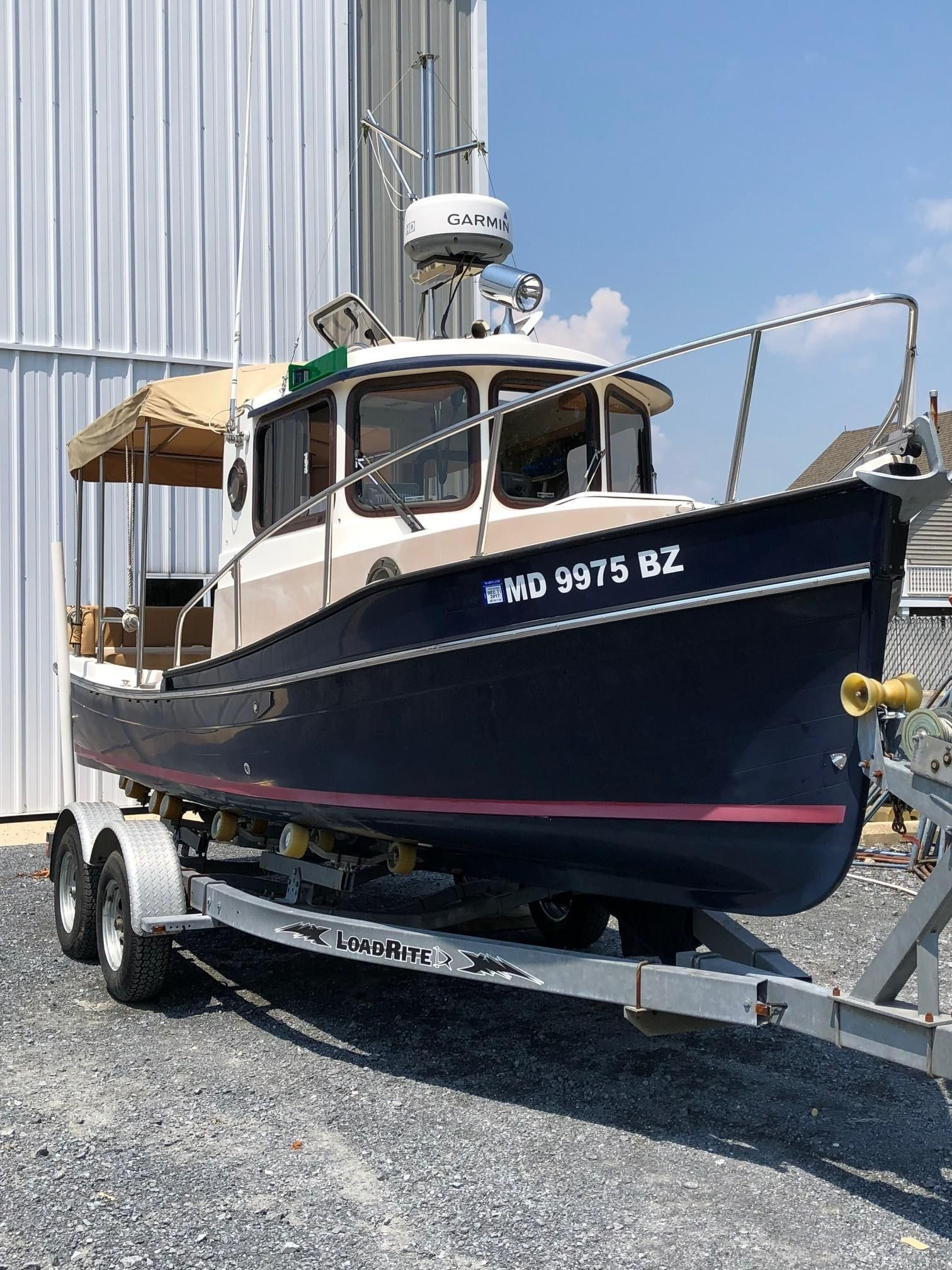 2008 Ranger Tugs 21 Ec Power Boat For Sale Wiring Diagram Bilge