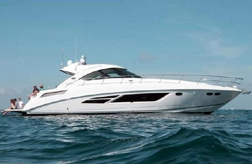2015 Sea Ray 540 Sundancer