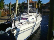 2009 Catalina 387 Wing Keel