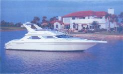 1994 Sea Ray 440 Express Bridge