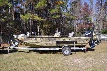 2008 Seaark XV180