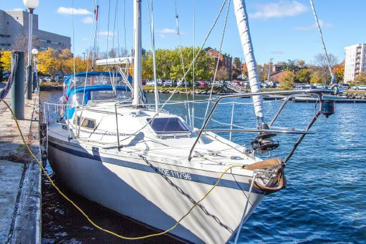1982 Cs (canadian Sailcraft) 33