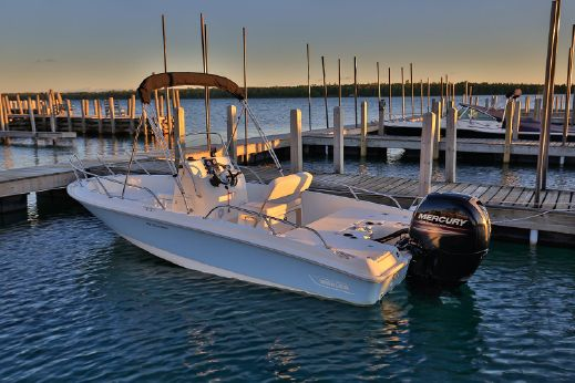 2017 Boston Whaler 180 Dauntless