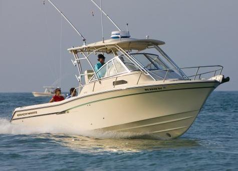 2015 Grady-White Chesapeake 290