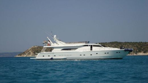 1998 Custom Eser Yacht MOTORYACHT 2000 MODEL