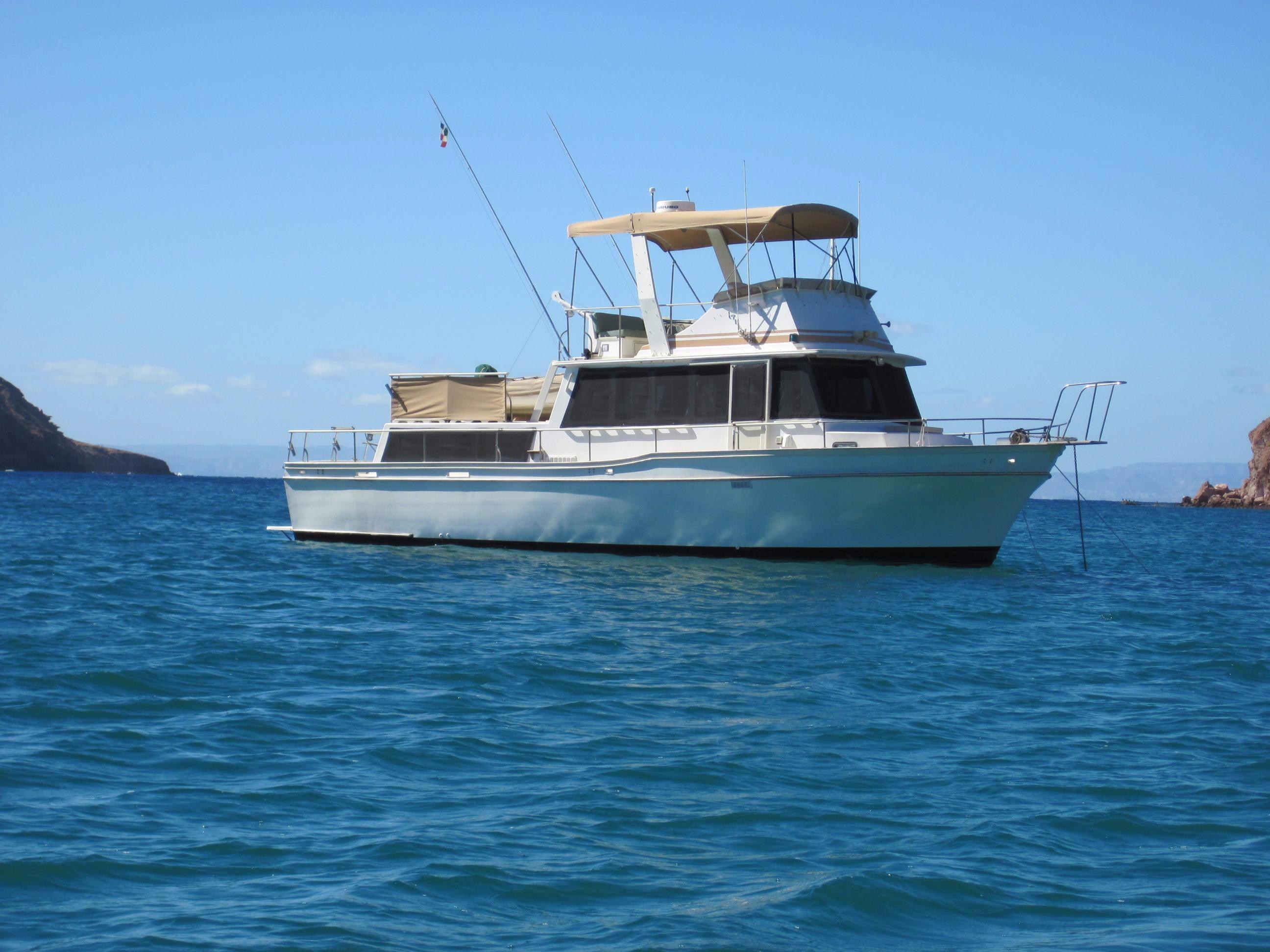 42' Californian LRC Trawler+Boat for sale!