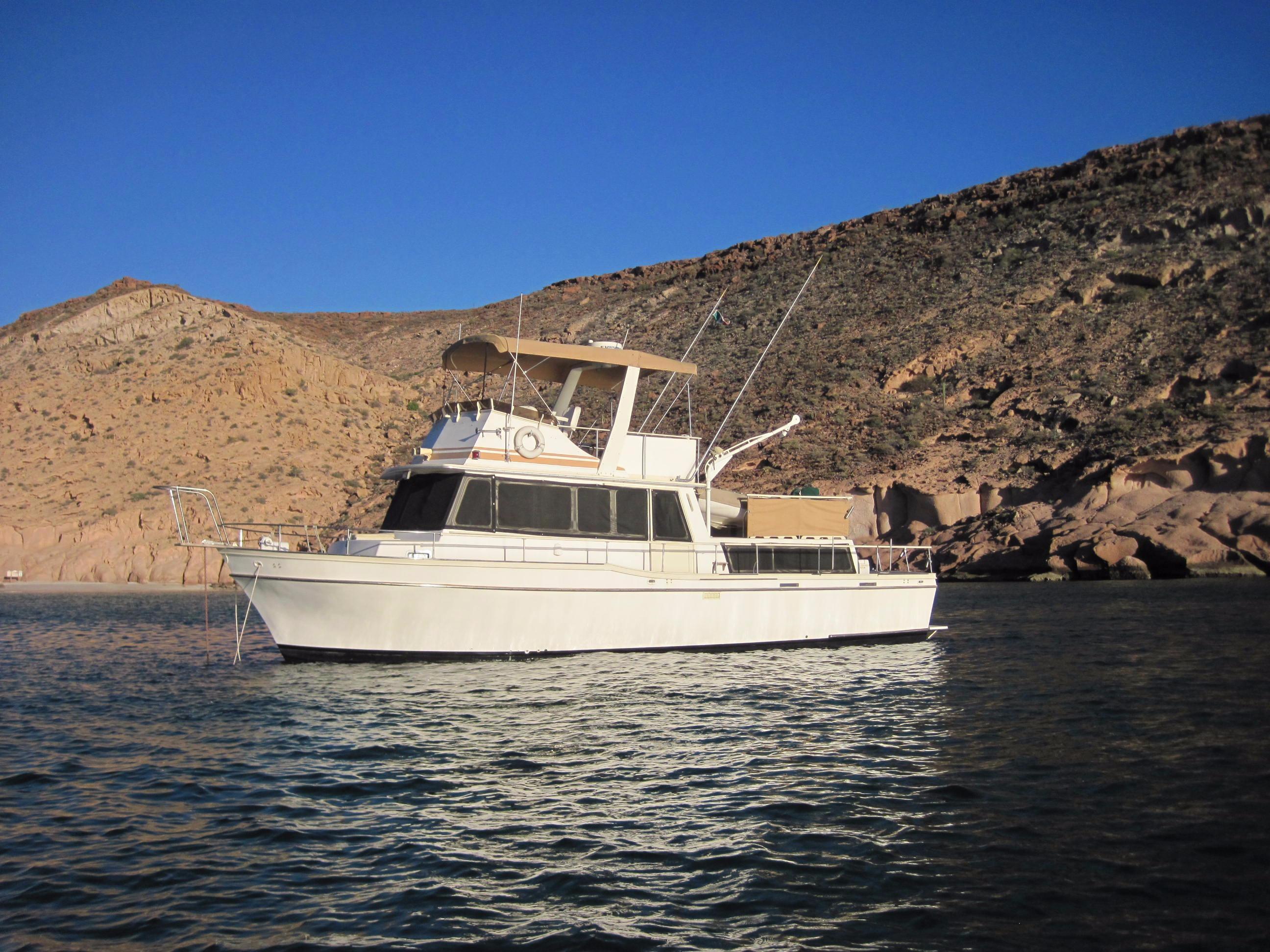 42' Californian LRC Trawler+Photo 3