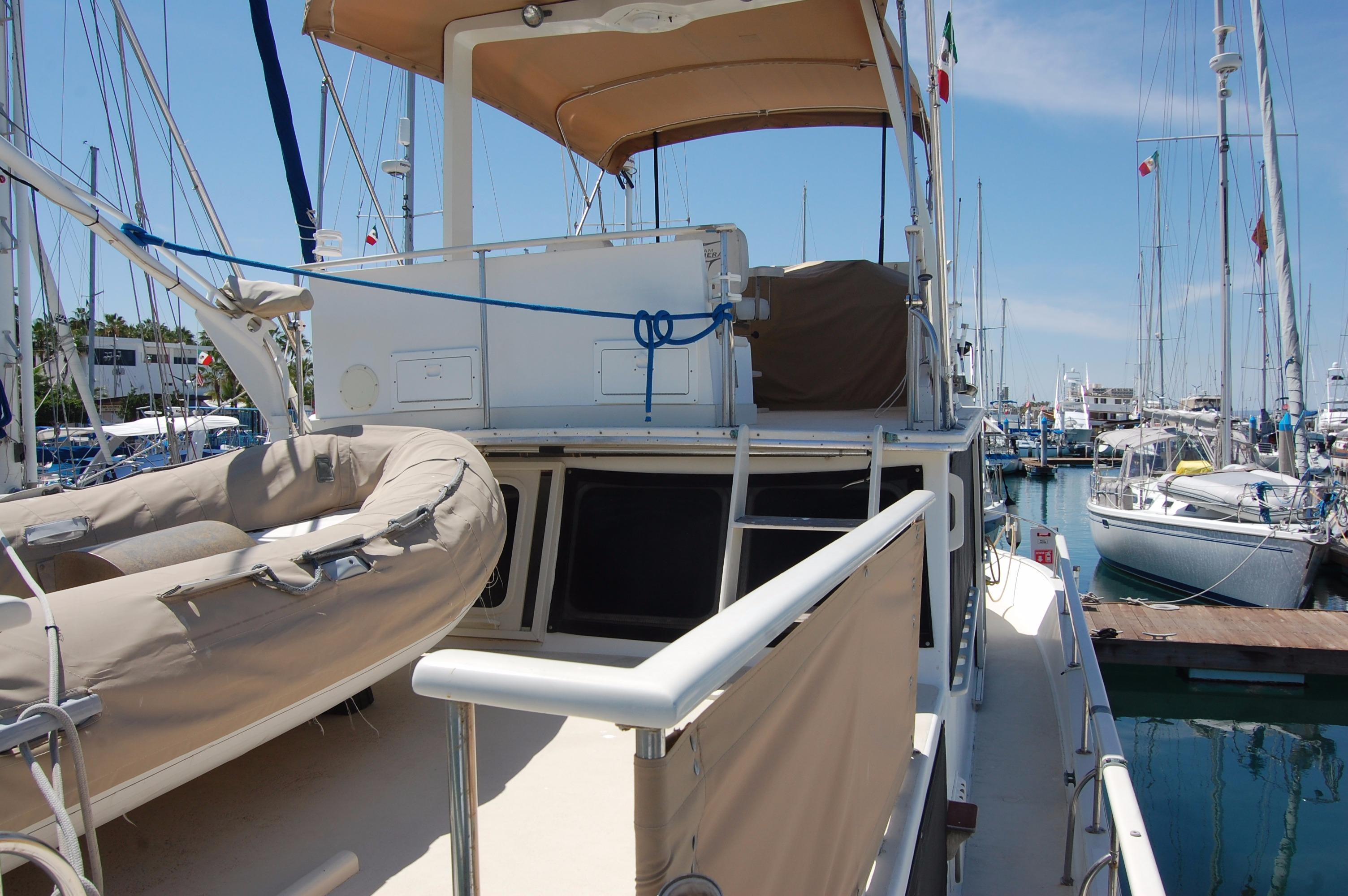 42' Californian LRC Trawler+Photo 11