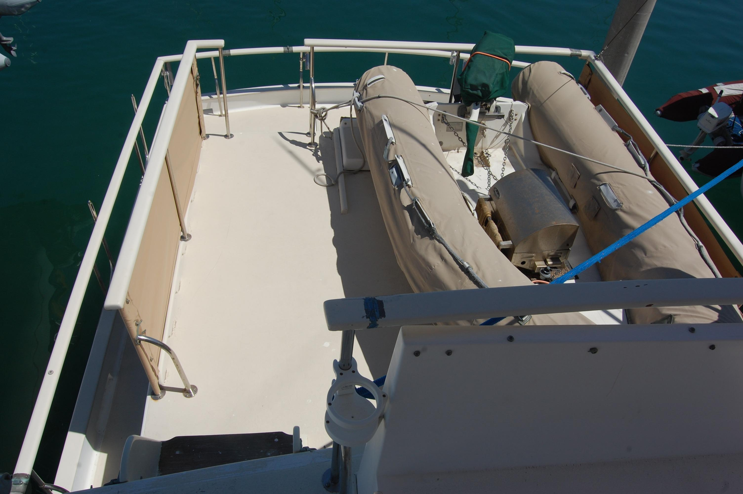 42' Californian LRC Trawler+Photo 16