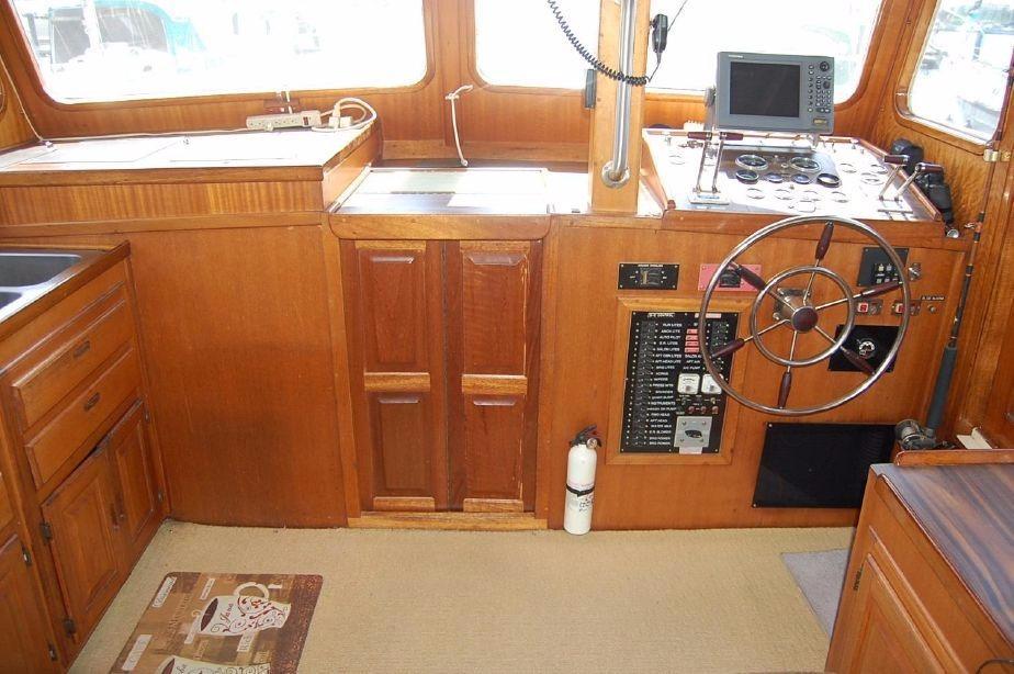 42' Californian LRC Trawler+Photo 19