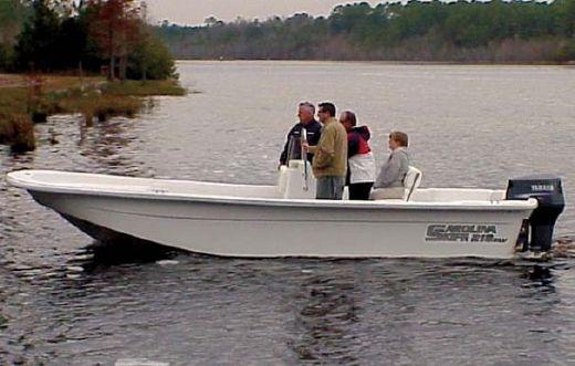 2007 Carolina Skiff 218 DLV
