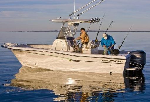 2015 Grady-White Fisherman 230