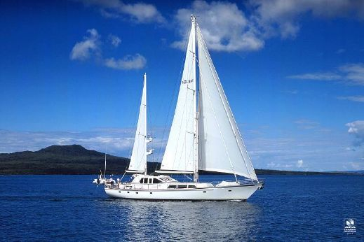 1990 Alloy Yachts Pilothouse Ketch