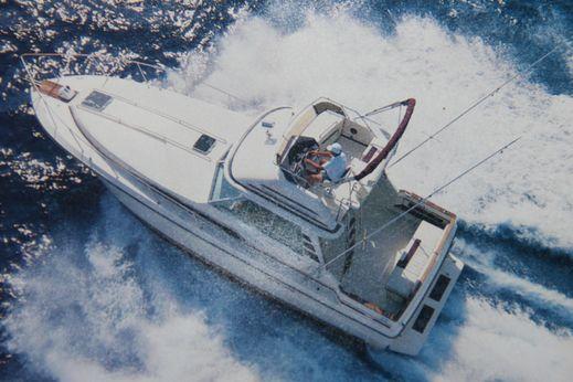 1987 Sea Ray 340 Sport Fisherman