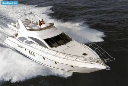 2002 Azimut (it) Azimut 62 Fly