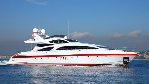 2007 Overmarine Mangusta Re-fit 2015 - Video