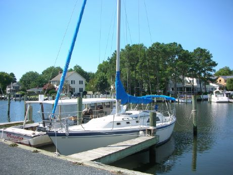 1983 O'day Shoal draft Sloop