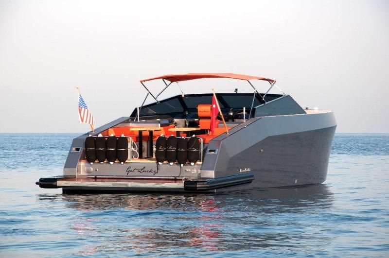 2017 Mazu Yachts 42 Power Boat For Sale Www Yachtworld Com