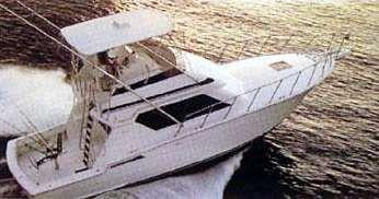 1984 Hatteras 43 Convertible