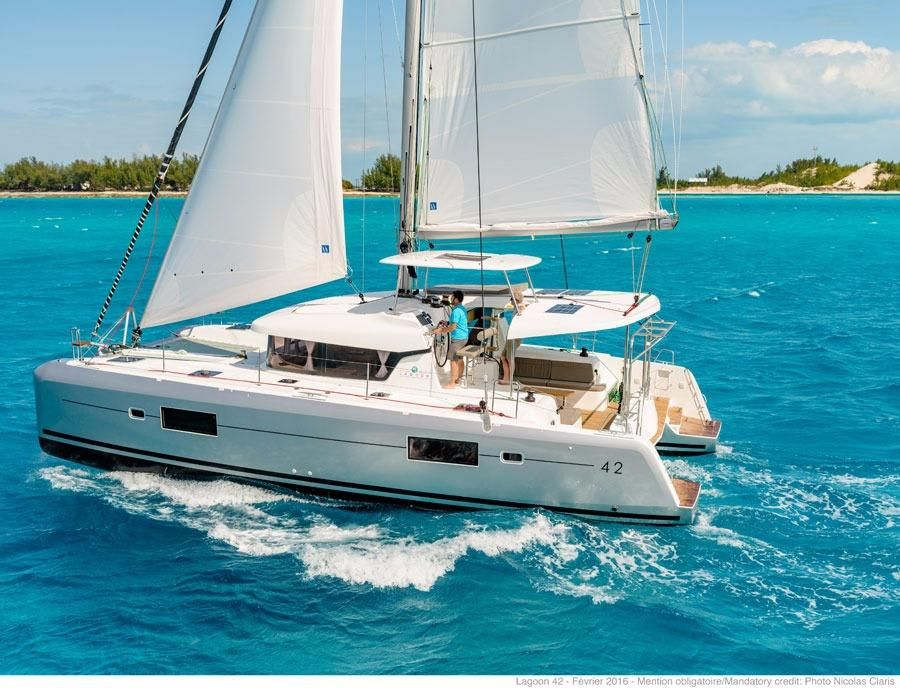 2020 Lagoon 42 Sail Boat For Sale - www yachtworld com