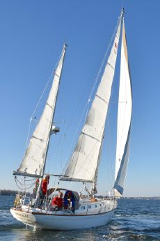 1989 Migrator Yachts Block Island 40