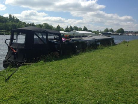 2012 Aqualine Canterbury Le Edition 60 x 11 Widebeam Canalboat