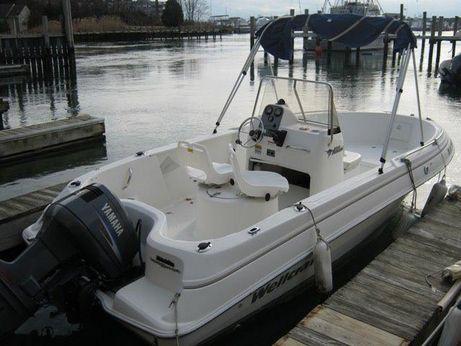 2003 Wellcraft 180 Fisherman