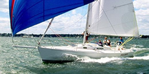 1996 J Boats J105